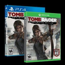 Tomb Raider: Definitive Edition è realtà