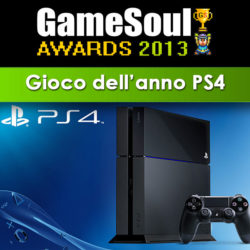 Gioco dell'anno PS4 – GameSoul Awards