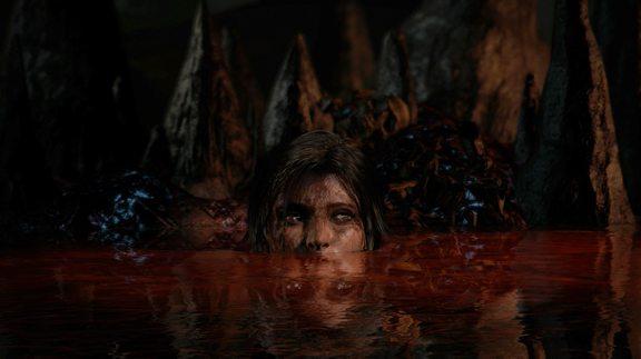 """Un vero e proprio """"bagno di sangue""""."""