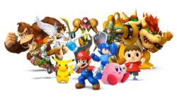 Super Smash Bros. Wii U – Provato alla GamesWeek