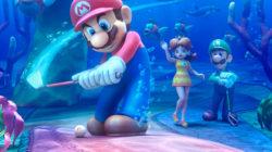 Mario Golf World Tour – nuovo video dedicato a Cheep Lagoon