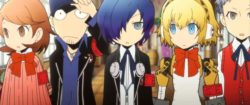 Persona Q: Shadow of the Labyrinth arriva in Italia