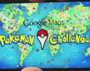 Nintendo e Google portano i Pokemon su Maps