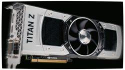GeForce GTX TITAN Z disponibile da oggi