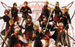 Final Fantasy Type-0 HD: Il trailer del TGS 2014