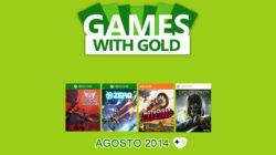 "I ""games with Gold"" di agosto 2014!"