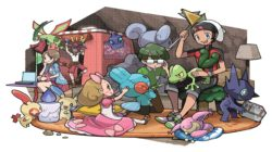 Pokémon Rubino Omega e Pokémon Zaffiro Alpha: Il ritorno delle Basi Segrete!