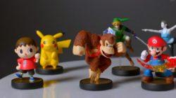 Nintendo annuncia ufficialmente i primi 12 amiibo