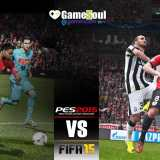 FIFA 15 vs PES 2015 – Confronto – gamescom 2014