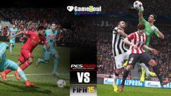 FIFA 15 vs PES 2015 – Confronto – gamescom 2014