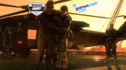 Metal Gear Solid V: The Phantom Pain – Anteprima – gamescom 2014