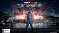 NBA 2k15 – Il primo gameplay trailer