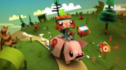 Tearaway Unfolded arriva su PS4