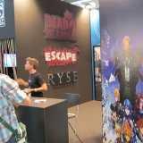 Visita al Booth Koch Media – GamesWeek 2014