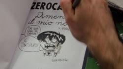 Intervista a Zerocalcare – Lucca Comics & Games 14