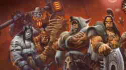 Blizzard – World of Warcraft: Warlords of Draenor è live!