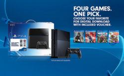 USA, il nuovo bundle di Playstation 4 ti lascia scegliere il gioco