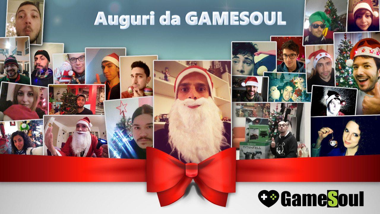 Buon Natale da GameSoul!