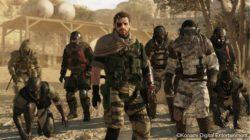 Metal Gear Online debutta in video