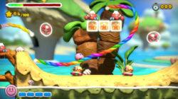 Video gameplay e supporto Amiibo confermato per Kirby and the Rainbow Curse