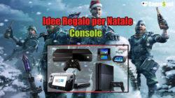 Idee Regalo per Natale: quale console scegliere?