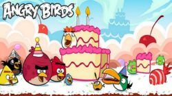 Angry Birds – 30 nuovi livelli per celebrare il suo quinto compleanno