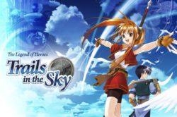 Legend of Heroes: Trails in the sky annunciato per PsVita