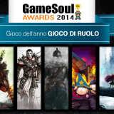 Gioco dell'anno Gioco di Ruolo – GameSoul Awards 2014