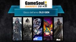 Gioco dell'anno Old-Gen – GameSoul Awards 2014