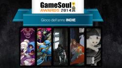 Gioco dell'anno Indie – GameSoul Awards 2014