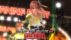 Dead or Alive 5: Last Round – Recensione