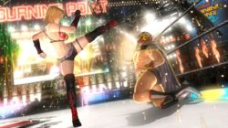 Crash e freeze per Dead or Alive 5: Last Round su Xbox One
