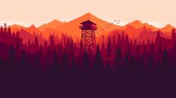 Firewatch si mostra con 17 minuti di gameplay
