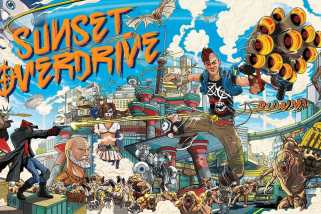 "Sunset overdrive – Annunciato il DLC ""Dawn of the rise of the fallen machines"""