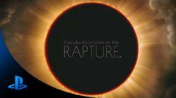 Everybody's gone to the Rapture – 13 minuti di gameplay