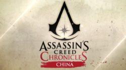 Trailer di lancio per Assassin's Creed Chronicles: China
