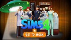 The Sims 4 Al lavoro_Header