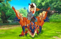 Annunciato Monster Hunter Stories per 3DS