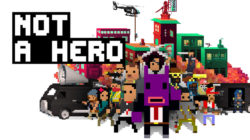 NOT A HERO – Recensione