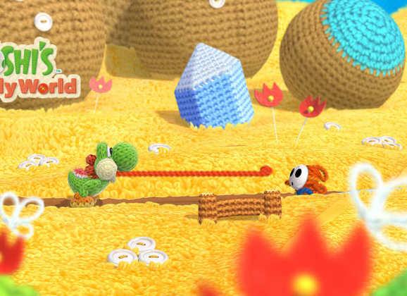 Yoshi's Woolly World – Anteprima