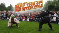 Star Wars Day 2015: in 30.000 a Milano per festeggiare la Forza!