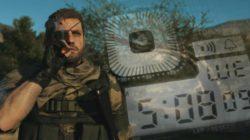 40 minuti di gameplay per Metal Gear Solid V: The Phantom Pain