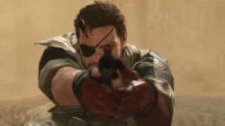 Metal Gear Solid V: The Phantom Pain si mostra in uno splendido artwork