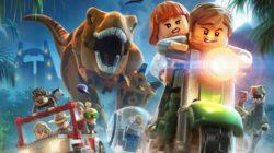 Lego Jurassic World disponibile da oggi