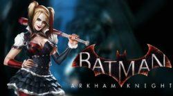 "Batman: Arkham Knight – Trailer ""Harley Quinn"""