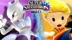 Lucas e Mewtwo avranno i loro Amiibo