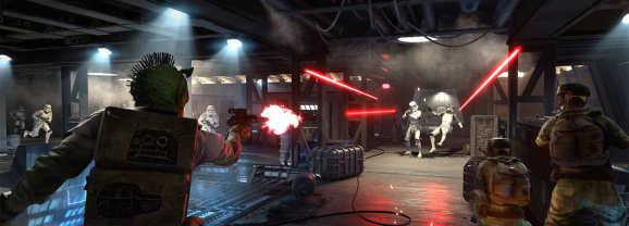 Star Wars Battlefront, ecco la modalità Blast 10vs10