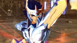 Saint's Seiya Soldiers' Soul: Siegfried vs. Pegasus Gameplay