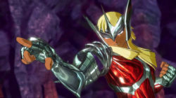 Saint Seiya Soldiers' Soul – gameplay Hagen vs Hyoga
