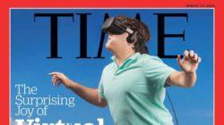 """Virtual Reality: quando il Time """"sbaglia"""" la copertina…"""